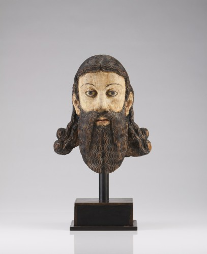Head of a Saint (ca. 1600)   -