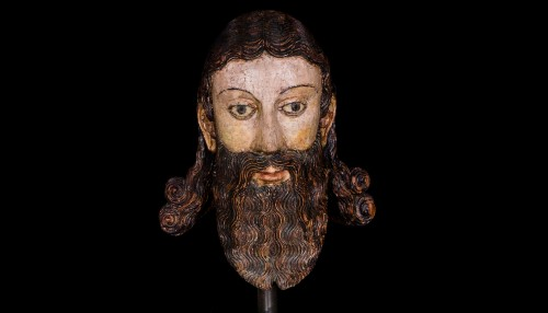 16th century - Head of a Saint (ca. 1600)