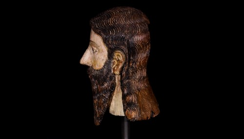 Antiquités - Head of a Saint (ca. 1600)