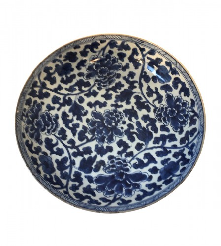 Large Kangxi Charger (1662-1722)