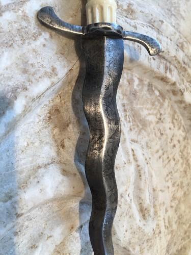 19th century Freemason Dagger - Curiosities Style