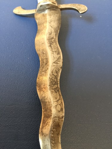 - 19th century Freemason Dagger