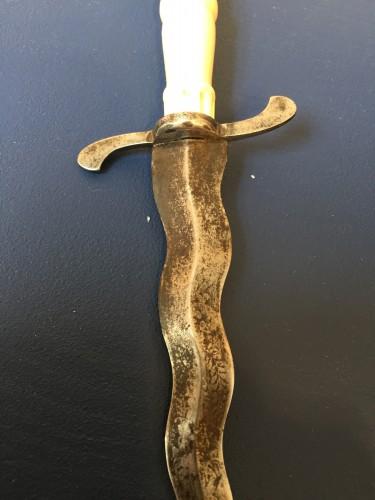 Antiquités - 19th century Freemason Dagger