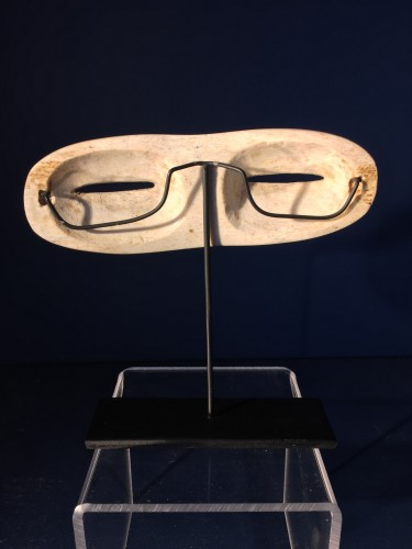 Lunettes de neige Inuit - Collections Style