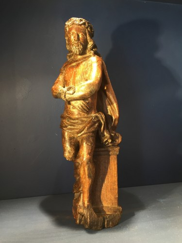 Christ in Chains (Flanders, XVIth cent)