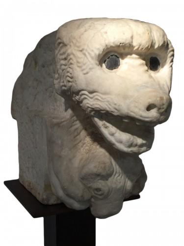 Marble Capital, North Italy (10th century)