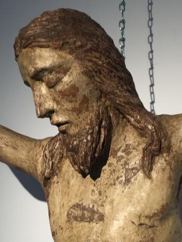 Christ on Cross (ca. 1600) - Religious Antiques Style Renaissance