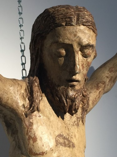 Religious Antiques  - Christ on Cross (ca. 1600)