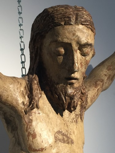 Renaissance - Christ on Cross (ca. 1600)