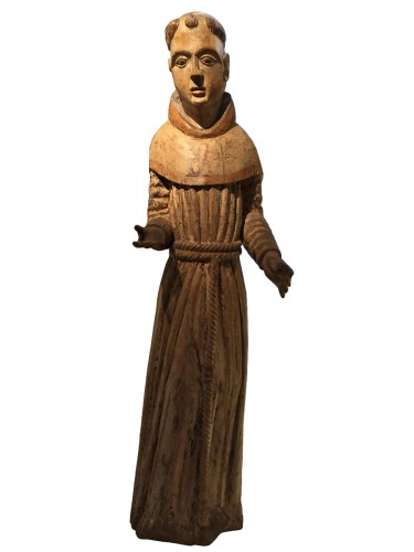 Franciscan Monk (Germany, ca 1500)