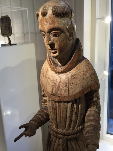 Franciscan Monk (Germany, ca 1500) -