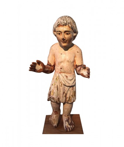 Child Jesus (South of France/Spain, ca. 1500)