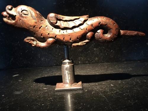 Sculpture  - Flying Dragon 16th century