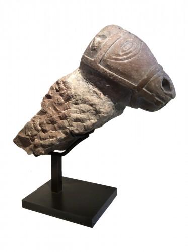 Horsehead Corbel (Italy, 8th century)