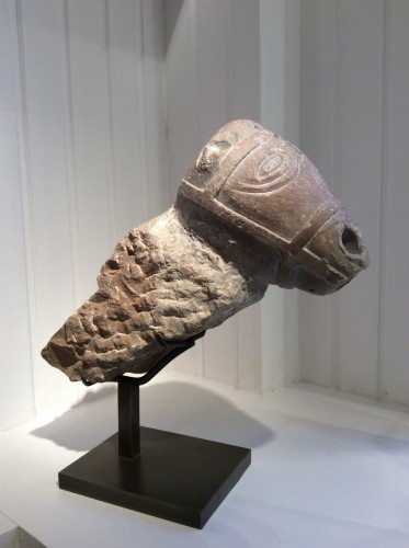 Antiquités - Horsehead Corbel (Italy, 8th century)