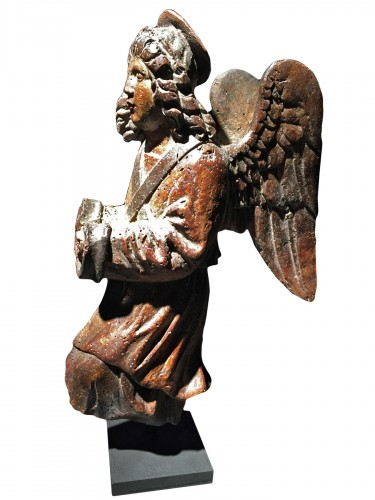 Wooden Angel , late 16th century