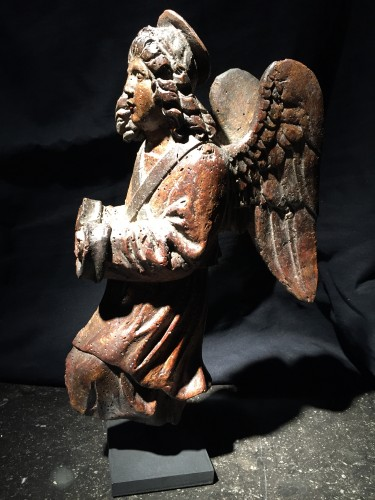 Wooden Angel , late 16th century -