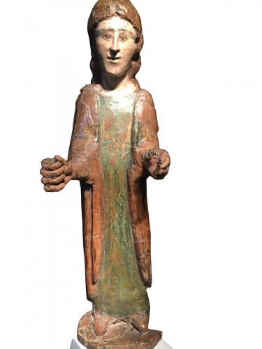 Young Saint (Italy, Umbria 15th cent)