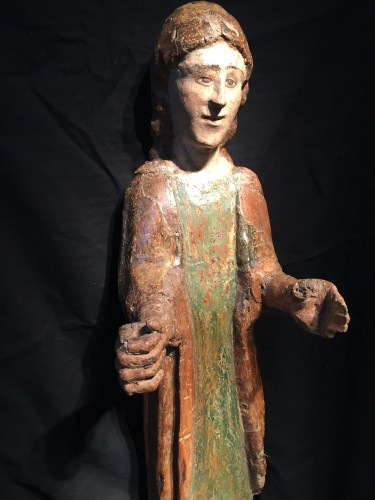 Young Saint (Italy, Umbria 15th cent) -