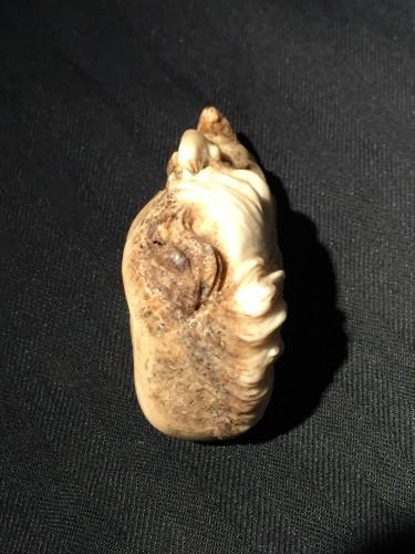 Doublesided Memento Mori (Italy, 18th cent) - Louis XVI