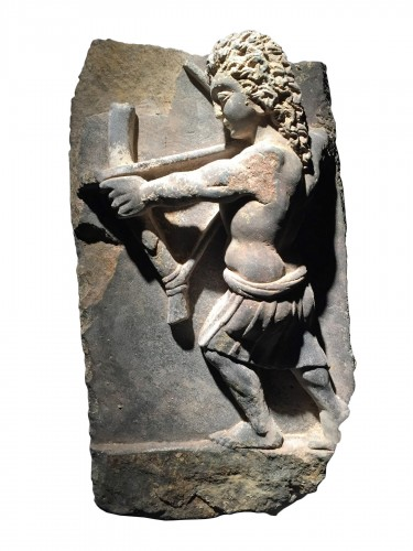 Archer (Gandhara, 2nd-4th cent)