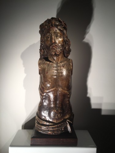Religious Antiques  - Torso of Christ (France, 16th cent)