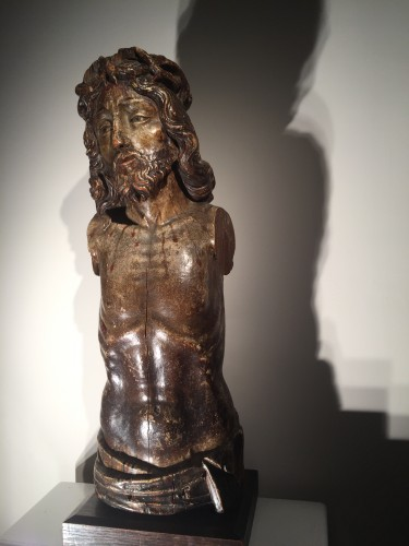 16th century - Torso of Christ (France, 16th cent)
