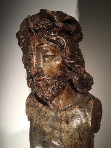 Torso of Christ (France, 16th cent) - Middle age
