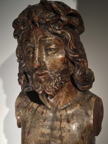 Antiquités - Torso of Christ (France, 16th cent)