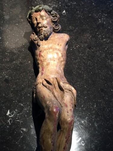 <= 16th century - Corpus Christi (Southern Germany, ca 1500)