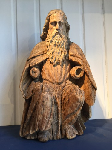 16th century - God the Father (France, ca 1500)