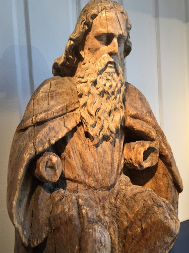 God the Father (France, ca 1500) - Middle age