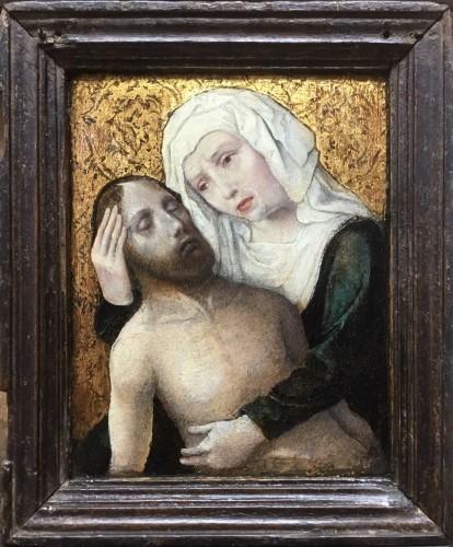 Pieta (Flanders, ca.1500)