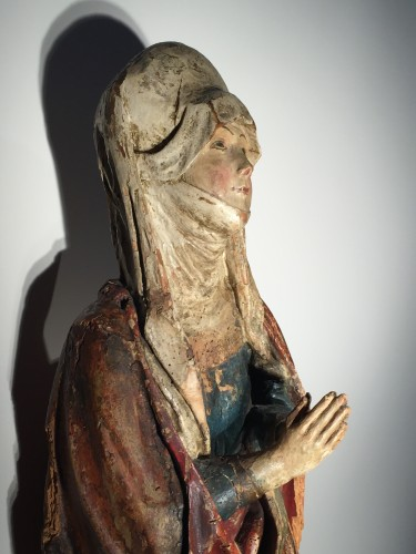 Renaissance - Female Saint (Franconia, ca 1500)