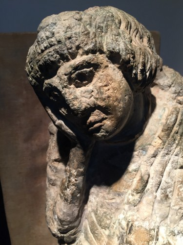 Religious Antiques  - Saint John (France, 12th century)