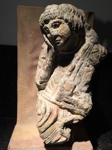 Saint John (France, 12th century) - Middle age