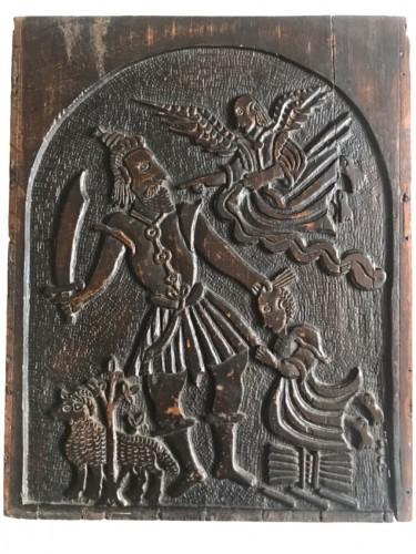 Sacrifice of Isaac - England, 16th century