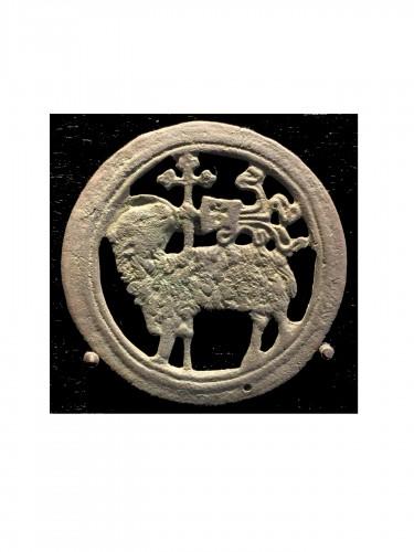 Agnus Dei Roundel (15th cent)