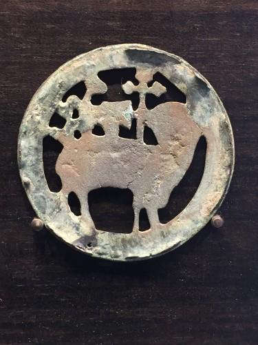 Agnus Dei Roundel (15th cent) -