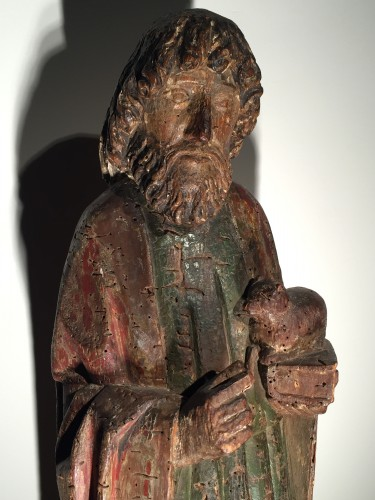 Religious Antiques  - St. John Baptist, France 16th century