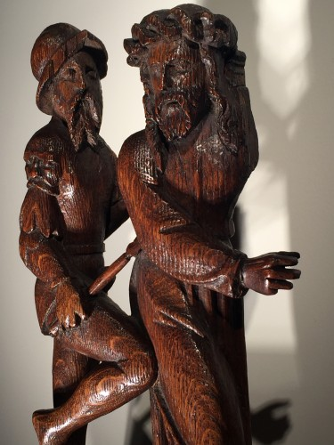 Calvary of Christ - Netherlands, 16th century -