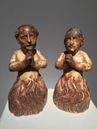 Antiquités - Purgatory (Italy, ca1600)