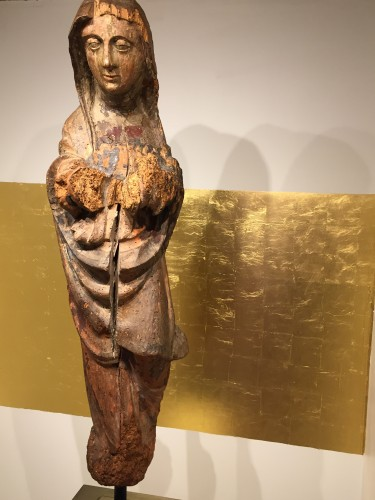 Holy Lady, France 16th century -