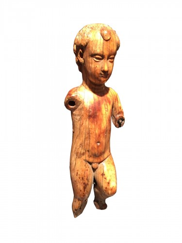 Child Jesus (Indo-Portuguese, ca 1600)
