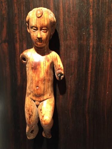 Child Jesus (Indo-Portuguese, ca 1600) -