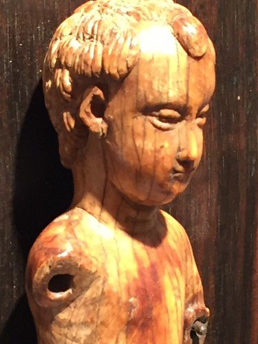Renaissance - Child Jesus (Indo-Portuguese, ca 1600)