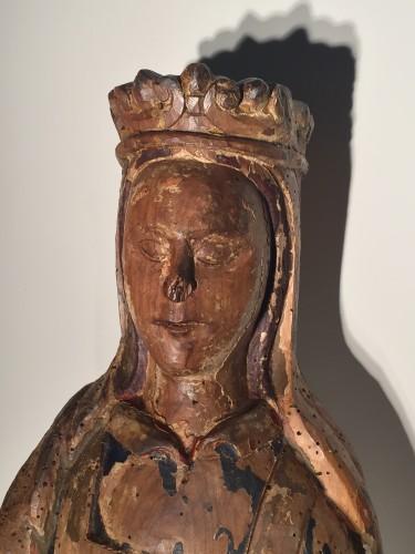 Antiquités - Saint Catherine of Alexandria - France, 16th century
