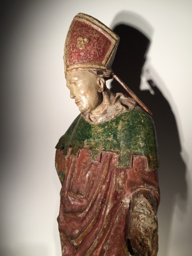 Bishop - Meuse valley, 16th century -