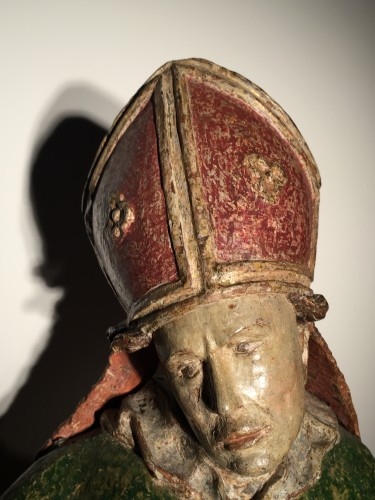 Middle age - Bishop - Meuse valley, 16th century