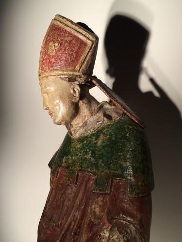Antiquités - Bishop - Meuse valley, 16th century